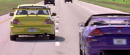 Lancer EVO & Eclipse Spyder - On the Move
