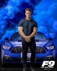 Fast & Furious 9 character poster 7