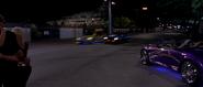 Brian wins the race - Evo beats Yenko Camaro
