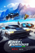 Fast & Furious Spy Racers Rio Poster 01