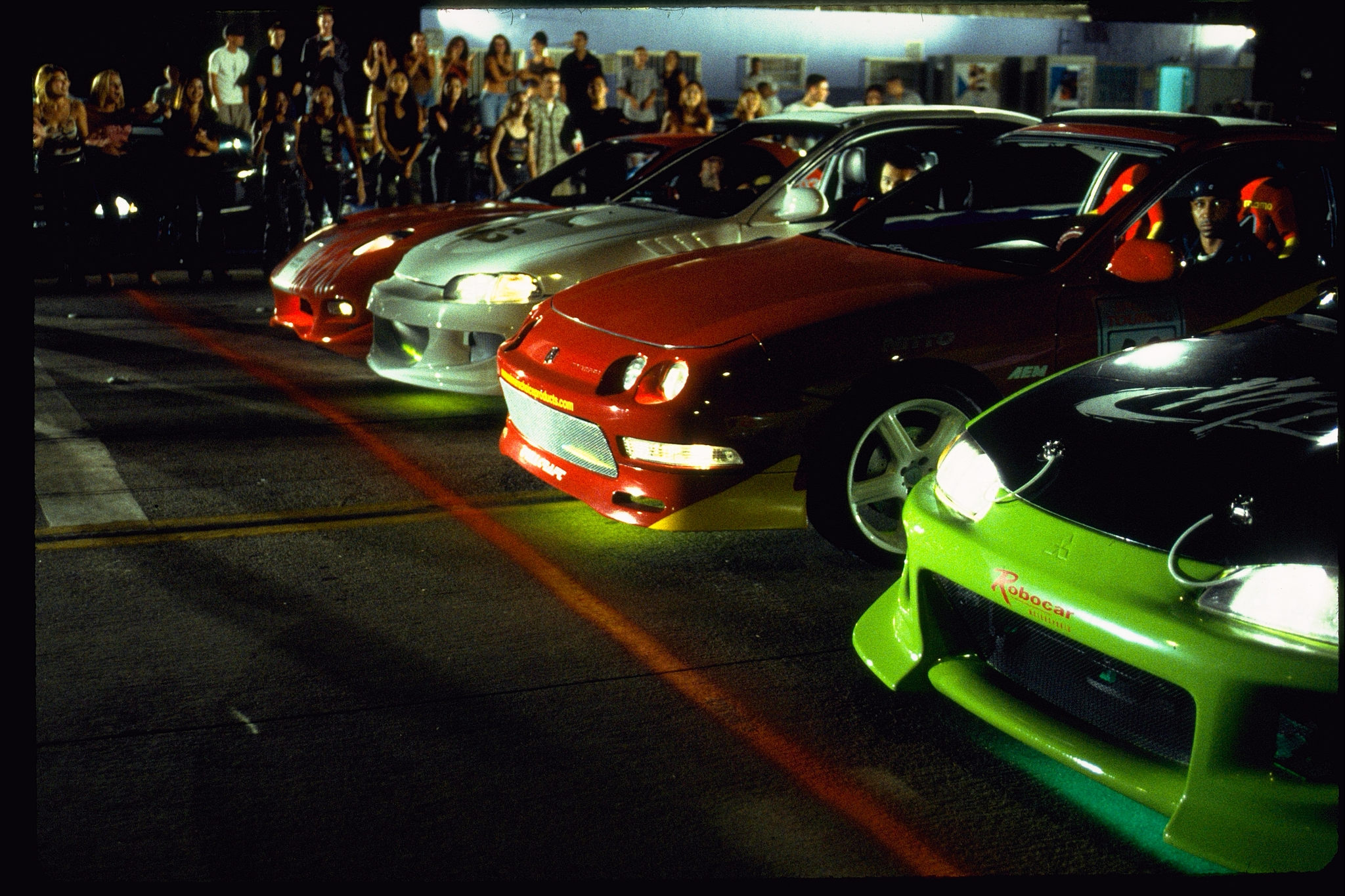 Street Race Gathering The Fast And The Furious Wiki Fandom