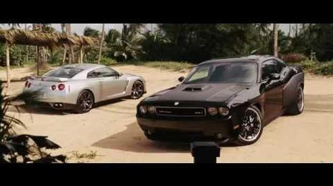 Fast Five Ending