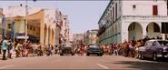 The Cuban Mile Race Begins (Havana - F8)