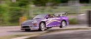 2003 Mitsubishi Eclipse Spyder - Side View