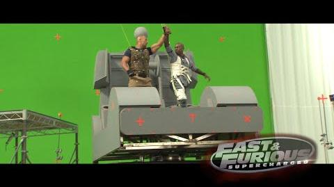 Fast & Furious Supercharged First Look