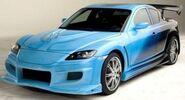 Mazda RX-8 Neela