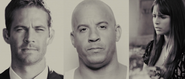 The Three Fugitives - Fast Five