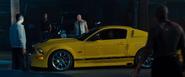 2008 Mustang GT Tjaarda - Side View