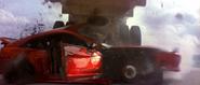 Saleen Mustang - Destroyed