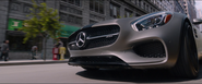 2016 Mercedes AMG (Front View)