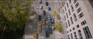 Hacked Cars (Midtown Manhattan Aerial View)