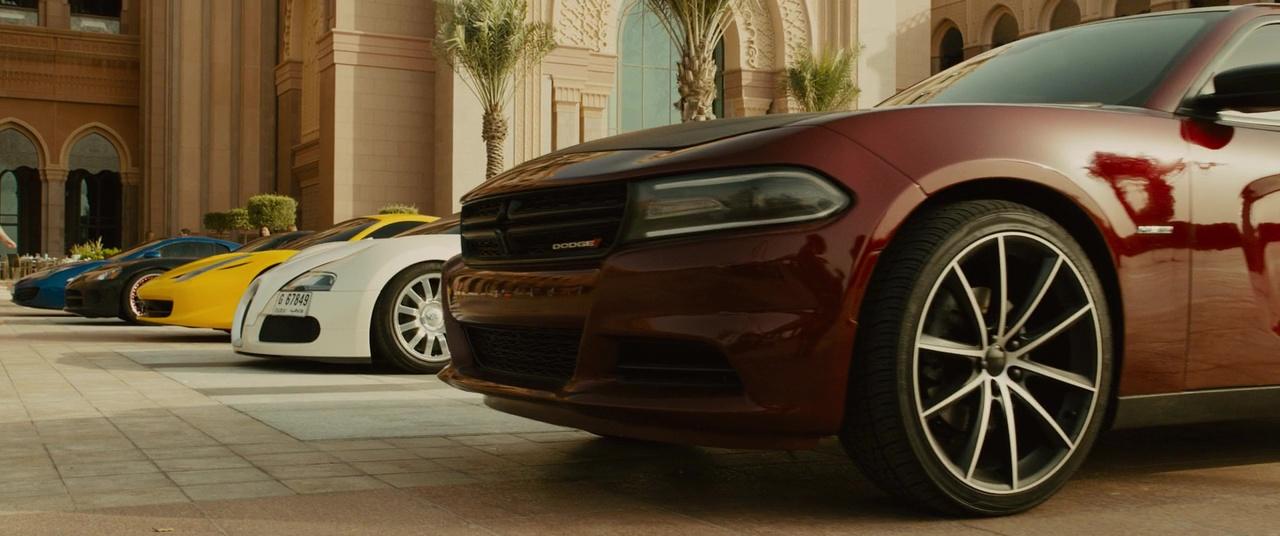 2014 Dodge Charger SRT-8