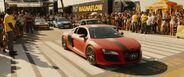 Audi R8 - Furious 7