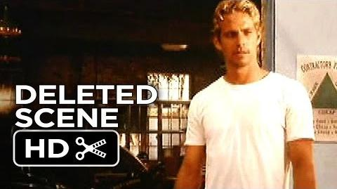The Fast and The Furious Deleted Scene - Up Early (2001) - Vin Diesel Racing Movie HD