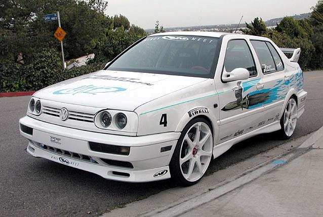 1995 Volkswagen Jetta The Fast And The Furious Wiki Fandom
