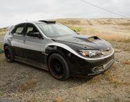 2008 Subaru Impreza - Fast & Furious Promotional