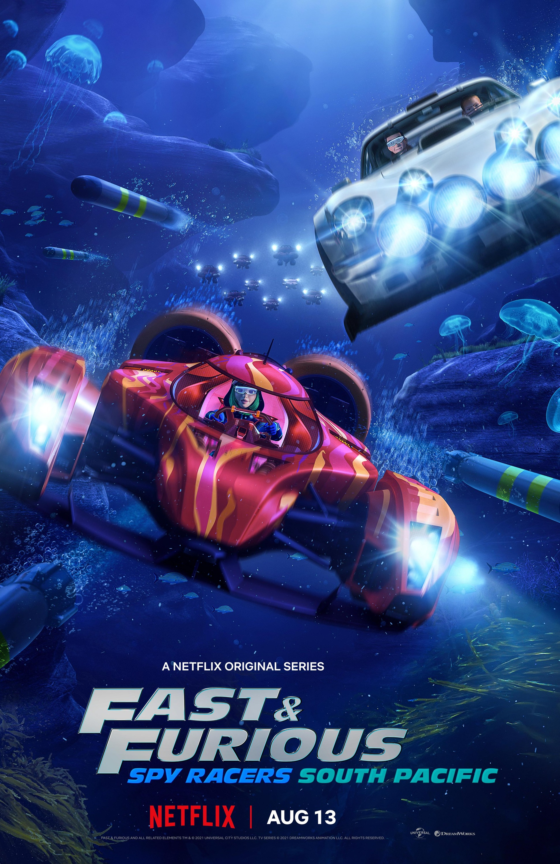 Fast Furious Spy Racers Season 5 Complete NF WEB-DL Batch