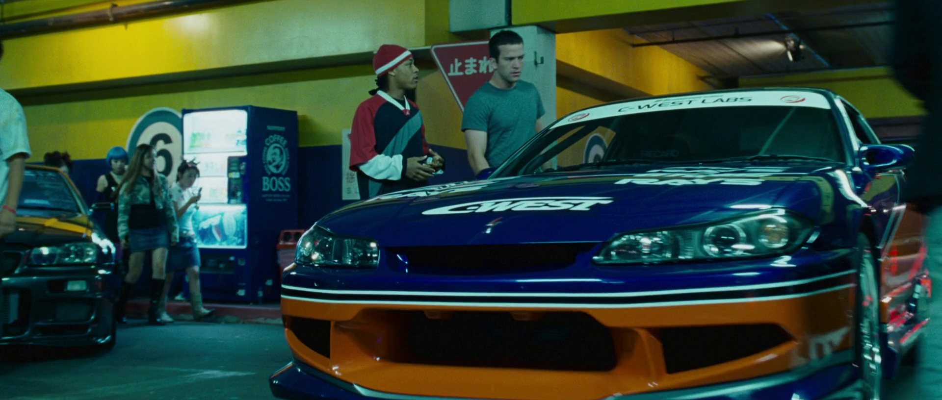 2001 Nissan Silvia S15 Spec S The Fast And The Furious Wiki Fandom