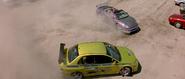 Lancer EVO & Eclipse Spyder GTS - Settling Dust
