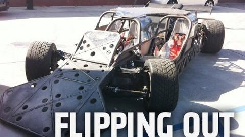 Flip Car in action - Fast & Furious 6