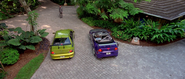 Lancer EVO & Eclipse Spyder GTS (2)