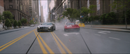 2016 Mercedes AMG & 1966 Corvette C2 Sting Ray (Towed - NYC)