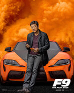Fast 9 Han Promotional 2