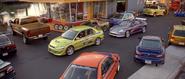 Lancer EVO & Eclipse Spyder - Tej's Garage