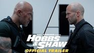 Fast & Furious Presents Hobbs & Shaw - Official Trailer 2 HD