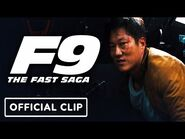 """F9- Fast & Furious 9 - Exclusive Official """"Han"""" Clip (2021) - Sung Kang, Michelle Rodriguez"""