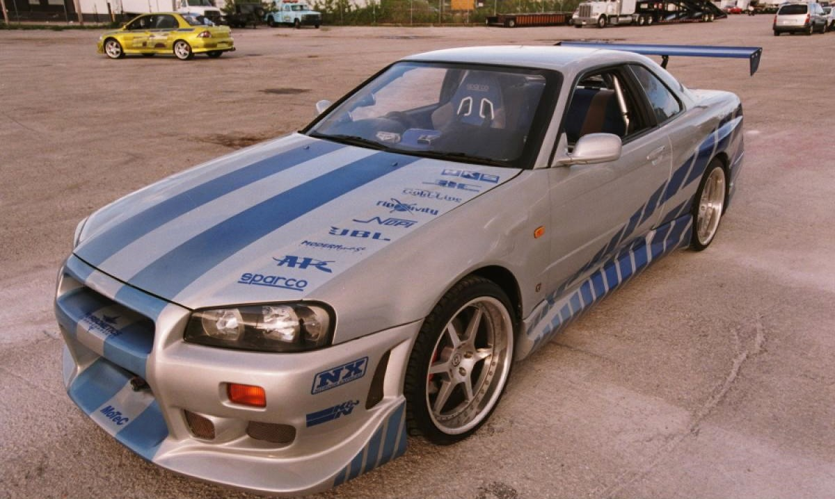 1999 Nissan Skyline Gt R R34 The Fast And The Furious Wiki Fandom