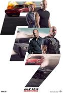 Fast 7 Promo 2
