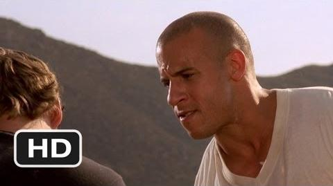 The Fast and the Furious (7 10) Movie CLIP - Brian Blows His Cover (2001) HD