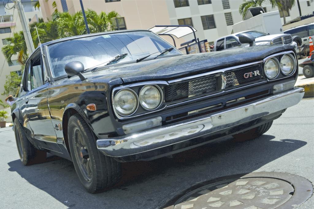 1971 Nissan Skyline Gt R Kpgc10 The Fast And The Furious Wiki Fandom