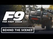 """F9- Fast & Furious 9 - Official """"Truck Flip"""" Behind the Scenes (2021) Sung Kang, Michelle Rodrguez"""