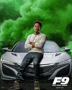 Fast & Furious 9 character poster 4
