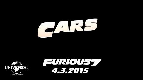 Furious 7 Cast Favorites - Cars (HD)