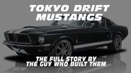TOKYO DRIFT MUSTANGS - Told by the guy who built them.