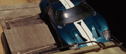 Loading the GT40