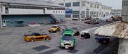 VeilSide RX-7 & VW Hulk