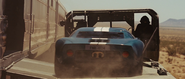 Ford GT40 - Rear View