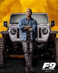 Fast & Furious 9 character poster 3