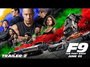 F9 - Official Trailer 2