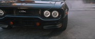 1971 Plymouth GTX (Headlights)