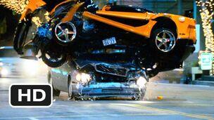 Hans crash