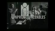 Unpronounceables