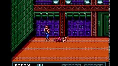 NES Longplay 024 Double Dragon III Sacred Stones