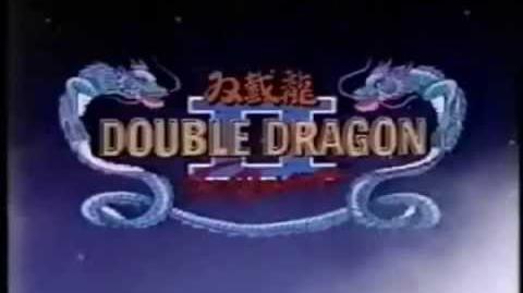 Double Dragon 2 The Revenge Nes Commercial