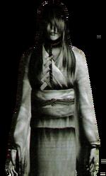 Kirie Himuro ghost2