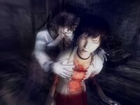Miku attacked by handmaiden